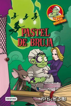 PASTEL DE BRUJAS