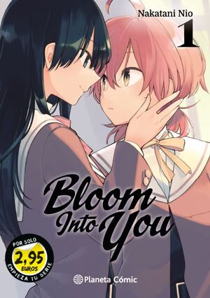 SM BLOOM INTO YOU Nº 01 2,95