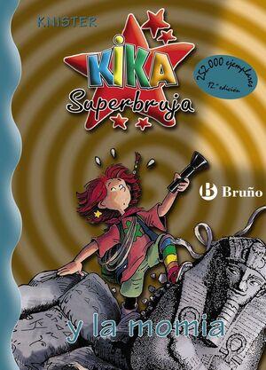 KIKA SUPERBRUJA Y LA MOMIA VOL.7