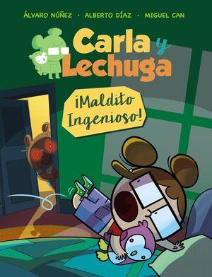 CARLA Y LECHUGA. MALDITO