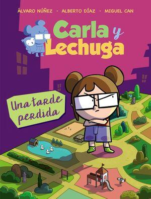 CARLA Y LECHUGA 2. TARDE