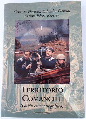 GUIÓN DE TERRITORIO COMANCHE