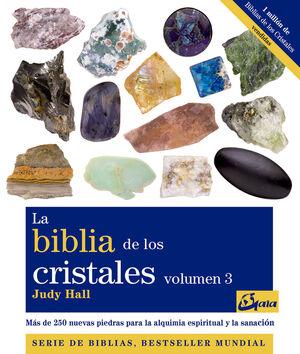 LA BIBLIA DE LOS CRISTALES. VOLUMEN 3