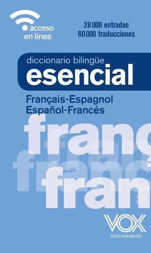 DICCIONARIO ESENCIAL FRANCES/ESPAÑOL